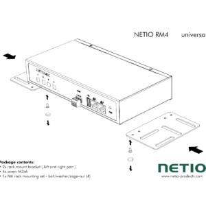 NETIO RM4
